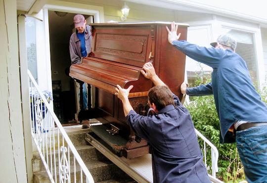 Zongoraszállítás tecnikája
